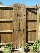Bookmatched 2300 Year Old Carbon Dated Old Growth Real Pecky Sinker Cypress Wood