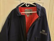 Steelguard Insulated Blue Work Utility Coveralls Airline Us Airways Express 3xl