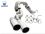 Magnaflow Pro Dpf Series Filter-back Diesel Perform. Exhaust Sys. For Gmc/ Chevy
