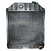 C7nn8005h New Radiator For Ford New Holland Tractor 2000 3000 4000 81875325