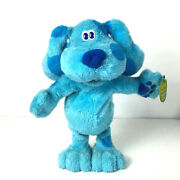Fisher Price 2003 Blues Clues Boogie Singing Dancing Interactive Plush Toy