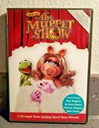 Best Of The Muppet Show 25th Anniversary Edition Dvd 3 Full Length Shows Ln