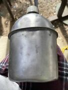 Vintage 1944 World War Ii Ww2 Military Us. Smco Canteen 1944 Well Used