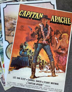 Collection Of 3 Vintage 1970s Movie Quads, Classic Movie Posters, Vintage Film
