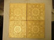 Antique Tile Minton's China Works Stock On Trent England Porcelain Collectibles