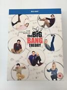 Bluray Complete The Big Bang Theory Complete Series - Seasons 1-12