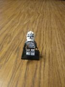 Lego Star Wars Wolfpack Clone Trooper Minifigure 75045 Authentic Phase 2