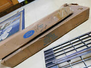 Nos Oem Ford Thunderbird C7sz-8213-a And C7sz-8200-a Chrome Grill And Ornament 1967