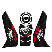 Motorcycle 3d Oil Tank Pad Sticker Knee Grip For 2020 Honda Crf1100l Africa Twin