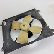 1999 Toyota Camry 2.2l Right Radiator Cooling Fan Speed Oem