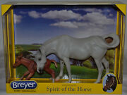 Breyer2014 Re-issuesusecion And Le Firearabian Mare And Foalnew