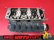 2016 Sea-doo Rxp-x 300 Rxp X 300 Engine Cylinder Head With Exhaust Manifold