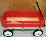 Radio Flyer 24 Town And Country Wagon - 1980and039s Vintage