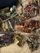 Old Lego Harry Potter Parts Lot Some Sets Lots Of Old Manual