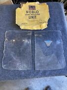 Nos 1949-1952 Chevrolet Chevy Accessory Noblo Wind 1950 1951 Bomb Gm Og Low