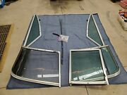 Complete Boat Windshield 1990 Donzi Dl-210br