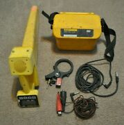 3m Dynatel Cable Locator 2210 W/ Box Wires Sold As Is As Pictured Parts Repair