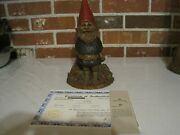 1983 Tom Clark Forest Gnome Item 1--edition 88 Creation Date 5-01-78