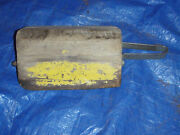 Antique....wooden Tire Chock....collectable....pick Up Only....atlanta Ga.