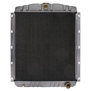 New Heavy Duty Radiator For Gmc / Detroit Diesel 471 And 671 Power Unit