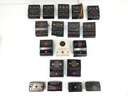 18x American Flyer Air Chime Whistle Controller Control Unloading Button S Gaug