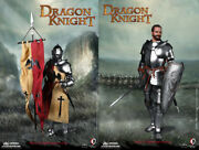 Coomodel Ns009 Nightmare Series Dragon Knight 1/6 Action Figure Instock