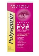 Polysporin Antibiotic Pink Eye Infection Drops 15ml Free Fast Shipping From Usa