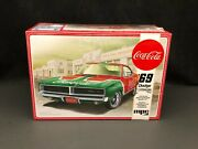 Mpc And03969 Dodge Charger R/t 125 Scale Snap-together Model Kit 919 Sealed Box