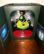 Disney Limited Edition Premiere Series Tiana Le 4000 In Hand