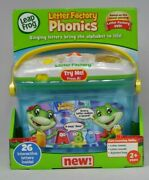 Leap Frog Letter Factory Phonics - Brand New