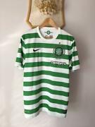 Celtic 2012 2013 Home Football Soccer Shirt Jersey Nike 125 Anniversary Tennents