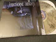 Hawthorne Heights If Only You Were Lonely Clear W/ Black Smoke Vinyl /102