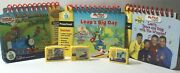 My First Leappad Leapfrog Catridges And Books - Set Of 3 Learning System Preschool