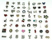 Floating Charms For Floating Glass Memory Locket Fits Origami Owl B3g1free