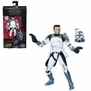 Star Wars The Black Series Clone Commander Wolffe 6 Action Figure In Stock