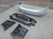 2013 Bmw 328i F30 Xdrive Rear Bumper Cover Bracket Support Pieces Clips N20