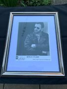 Ringo Starr Signed Autographed 8x10 Promo Photo Framed The Beatles Rare
