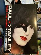 Paul Stanley Signed Autographed Face The Music Book Premiere Collectibles /1500