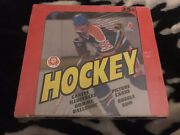 1982-83 O-pee-chee Opc Hockey Unopened Wax Box..48 Packs..vintage And Hard To Find