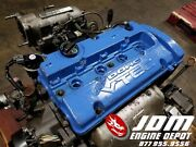 98 02 Honda Accord Sir 2.3l Dohc Vtec Bluetop Engine Jdm H23a 2000254cd