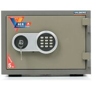 1 Hour Fire Resistant Safe With Digital Electronic Combination Lock