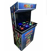 Arcade Classic Machine 32andrdquo Screen 7000 Classic Games 🕹 Full Size Led Buttons