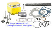 Honda Crf250r Top End Rebuild Kit3 Prox Piston Cam Chain And Valves 16 - 17
