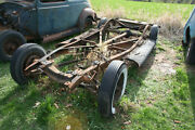 1935 1936 1937 1938 1939 Ford Chassis Frame Rear End Axle 60 Hp Flathead Oem