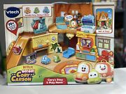 V-tech Go Go Cory Carson Cory's Stay And Play Home 70+ Fun Phrases Songs Age 2+
