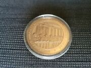 Bronze Proof Medal Taft Appointees Change Face Of Supreme Court 1910
