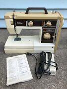 Vintage Brother Sewing Machine Vx760 With Pedal