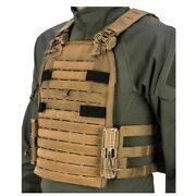 Lindnerhof Hl044 Quick Release Plate Carrier In Coyote