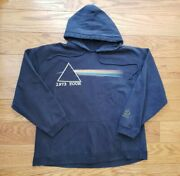 Vtg 2006 Pink Floyd Dark Side Of The Moon 73 Tour Hoodie Sz Xxl Anthill Trading