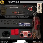 Mezco One12 Collective Gomez Lone Roach And Grub Exclusive Figure Mdx Brand New